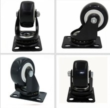 WBD small 2 inch air+cooler+caster+wheel swivel fixed or brake 50mm caster wheel