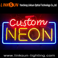 Real Glass Neon Sign Custom