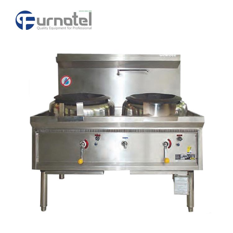 2018 Commercial Asian Restaurant Kitchen Equipment High Power Gas ...