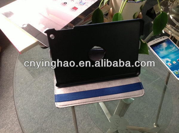 2014 low price for iPad mini leather sleeves