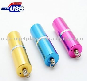 Plastic clip metal material usb flash drive carry case with competitive price