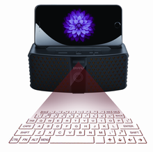 2016 new design mini laser projection virtual keyboard with mouse