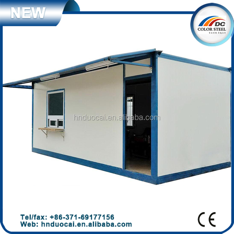 Excellent quality low price container house,chinese welded container house