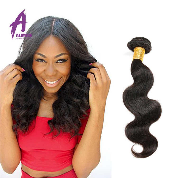 Wholesale Price Full Cuticle Thick Ends Unprocessed 100 Cuticle Virgin Peruvian Hair