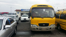 USED HYUNDAI COUNTY BUS ,