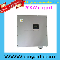 on grid 3-Phase Inverter for solar system 20kw