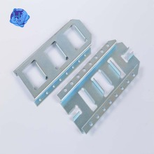 Customized new design aluminium alloy metal stamping and plating