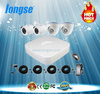 LONGSE 4 Channel HD-AHD DVR & two bullet and two dome Camera Kits Preview resolution: 720P/960H MODEL: AHD-2004PDC10