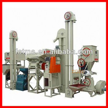 20t-30t/day modern mini rice mill equipment