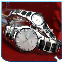 Japan Movt Quartz Stainless Steel 3atm Quartz Watch Water Resist 5 Bar