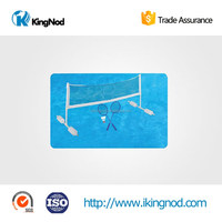 Hot Selling Pool Accessories Deluxe Splash Badminton Game/Swimming Pool Deluxe Splash Badminton Game