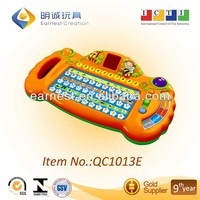 Attractive mini kids learning laptop with LED display with 15 Languages Mini laptops for kids