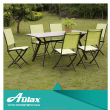 European outdoor dining modern used restaurant furniture