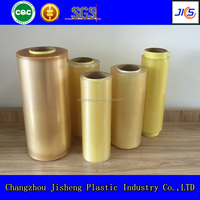 high quality transparent color plastic film