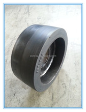 Best Price Solid Tyres 300x125 350x100 Wheel Tyres For Writgen Milling Machine