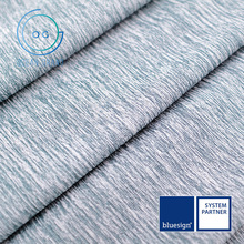 Taiwan bluesign Eco Friendly Cationic Polyester Stretch Jersey Knit Fabric