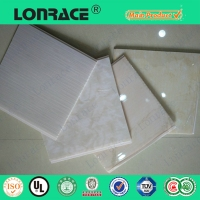 Waterproof decoration 3d pvc ceiling