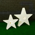 Plastic shell Decoration New Star LED table lamp for indoor