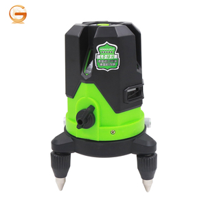 2018 New Low Price Portable Bright Green Beam Self Leveling Laser Level 5 lines Green Light