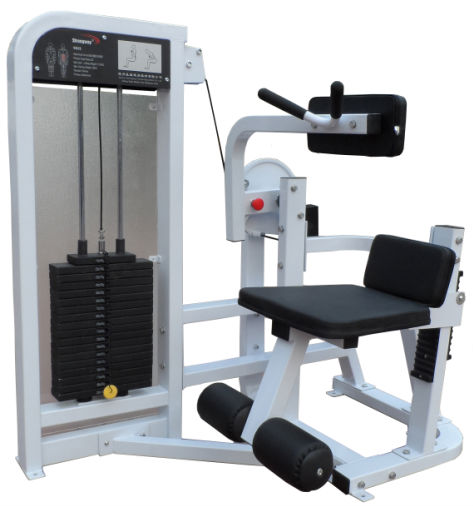 Abdominal Crunch(SS22)/Fitness Machine/Newest Product