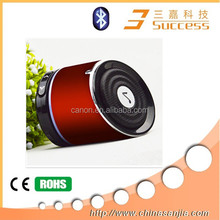 2014 super bass stereo bluetooth nfc speaker completive with Micro SD/TF