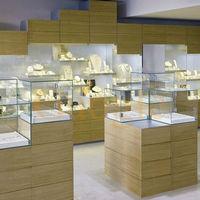 Buy jewelry display jewellery showroom designs earring display in ...