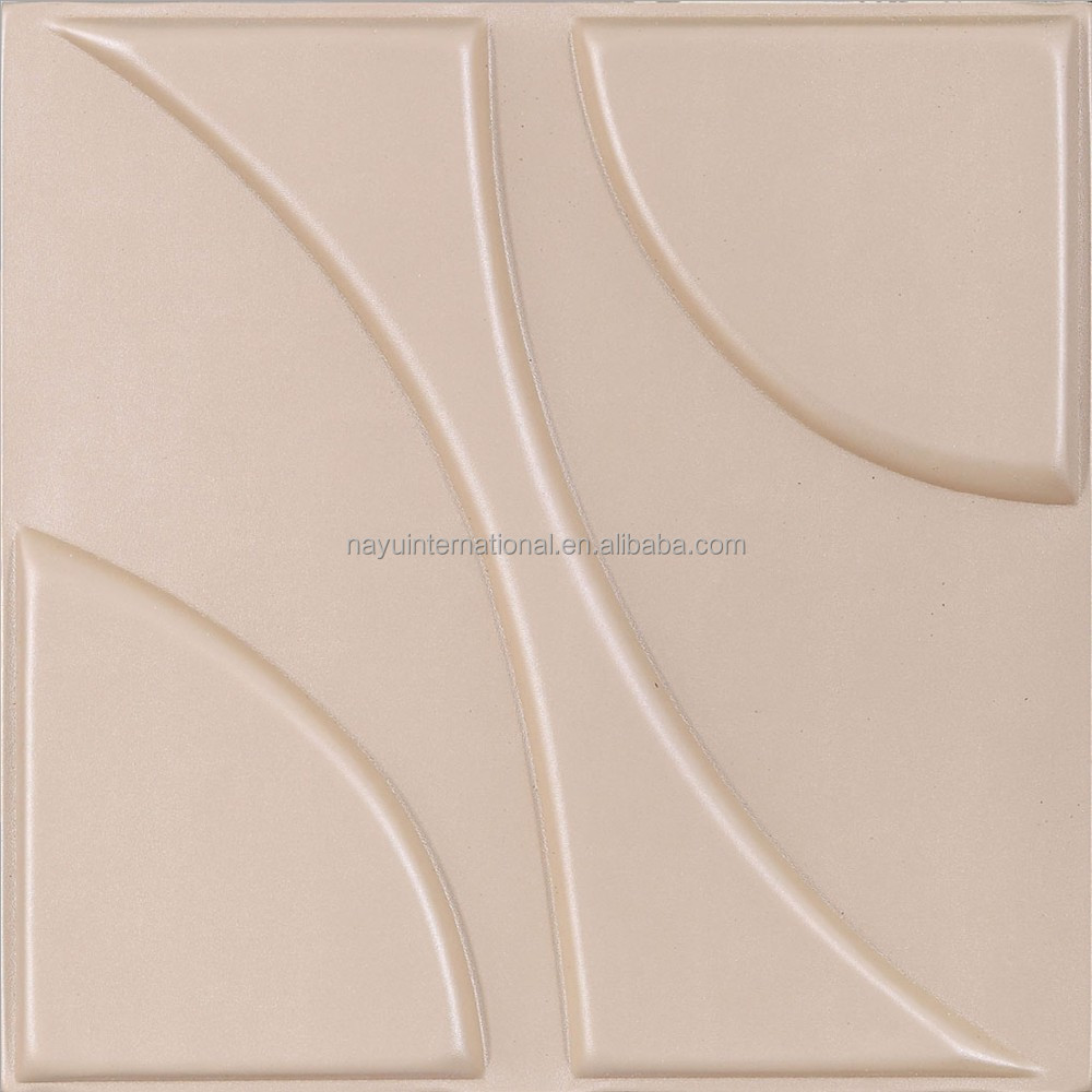 special design environmental protection 3D wall panel 3d chart paper decoration