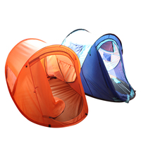 easy folding new design most popular portable tourist tent for camping