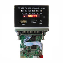 Jlh Movie Video Radio Fm Player Usb Board, Video Mp4 Mp5 Fm Circuit Radio Decoder Usb Module