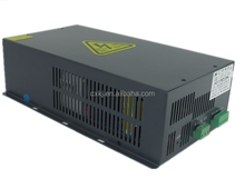 Factory direct sale high standared co2 laser machine 80w laser power supply