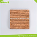 Hot sale New Product cork board sheet pinboard standard sizes