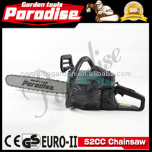 PD-5600 Garden Tools 52cc58cc Easy Starter Green Cut Chainsaw