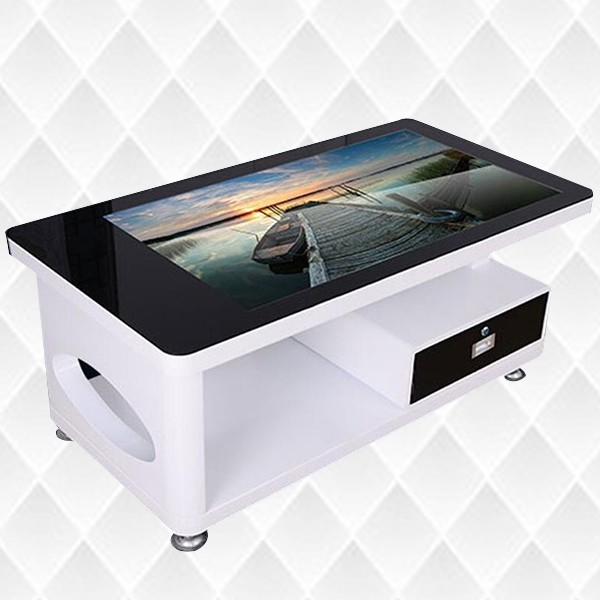 Foretell 55 Inch Interactive Touch Screen Table with Indoor Application and TFT Type