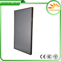 Solar Collector Solar Panel Manufacturers In China Pressurized Water Heater Solar Collector