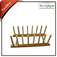 Customized Cheap Wooden Dish Drainer Racks