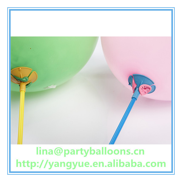 wholesale balloon sticks 32cm wedding and parfty decor