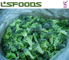 2014 Chinese new Frozen Broccoli florets 3-5/4-6cm with best price