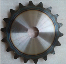 OEM welcome order Platewheels, Roller Chain Sprocket, Flat Chain Wheel, 20A-20T