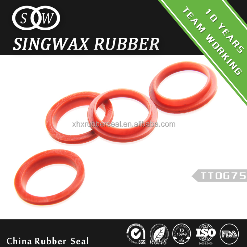 Singwax high quality NBR Viton Silicon rubber ring guards