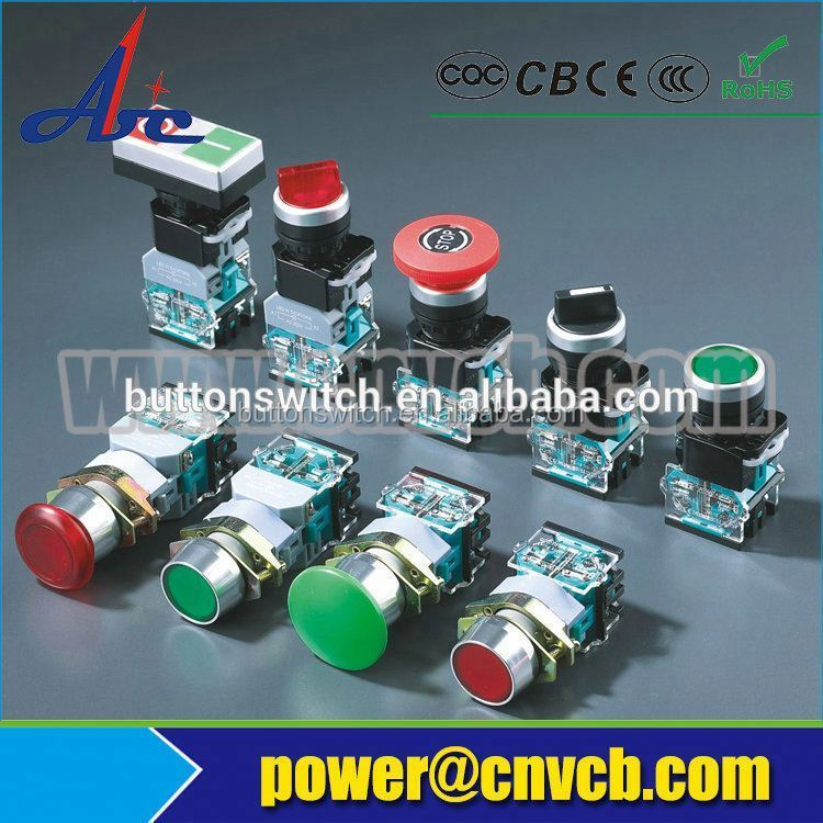EU Standard CCC Certificate CE Wall Plastic White Switch push button switch protective cover