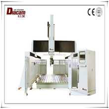 Diacam hotsale WAC 5axis above ground pool wood cnc woodworking machine