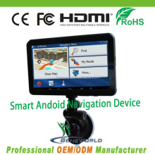 good quality road safe gps navigation high sensitive and strong signal with DVR function