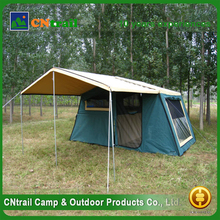wholesale new age products outdoor durable waterproof camping travel trailers with tents