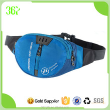 Nylon Sports Running Waist Bag Fanny Chest Pack Bag for Promotional