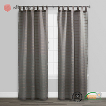 cotton and linen blackout curtains for home window decoration
