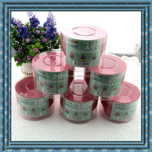 PET cylinder packaging cake cup