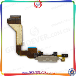 Wholesale Price for new iphone 4 4g dock charger flex cable,original dock charger for Apple iphone 4 flex cable