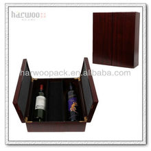 Customized Wooden Wine Gift Packaging Box