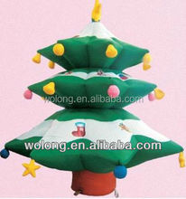 inflatable christmas tree indoor christmas inflatable decoration