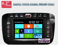 Car Stereo wince 6.0 car radio central multimedia gps for Fiat Punto Linea GPS Navigation Autoradio Multimedia DVD System